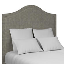 Chevron Indigo Westport Headboard
