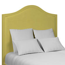 Estate Linen Citrus Westport Headboard