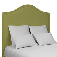 Estate Linen Green Westport Headboard