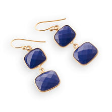 Whitten Lapis Earrings