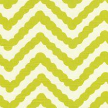 Wiggle Light Green Fabric