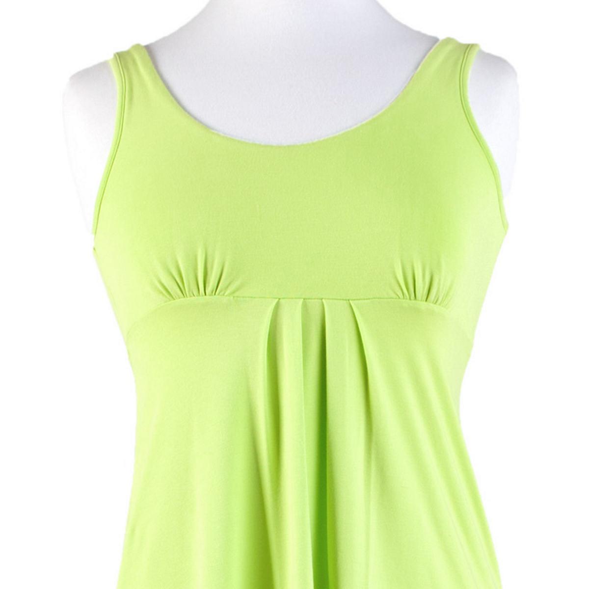 Willow Knit Mini Dress Wild Lime