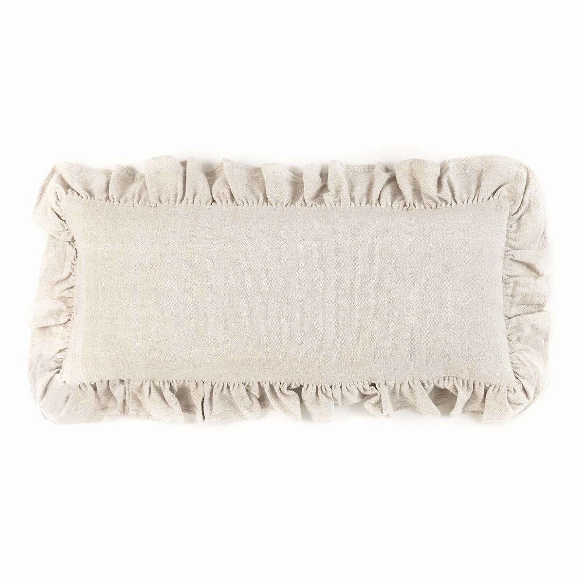Wilton Natural Decorative Pillow