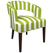 Alex Green Wright Chair