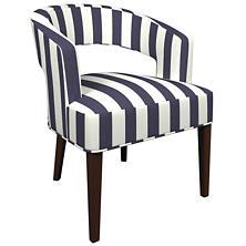 Alex Indigo Wright Chair