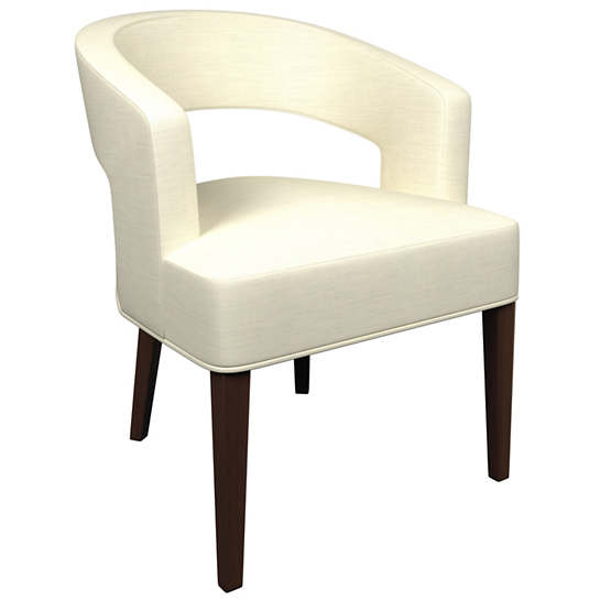 Estate Linen Ivory Wright Chair