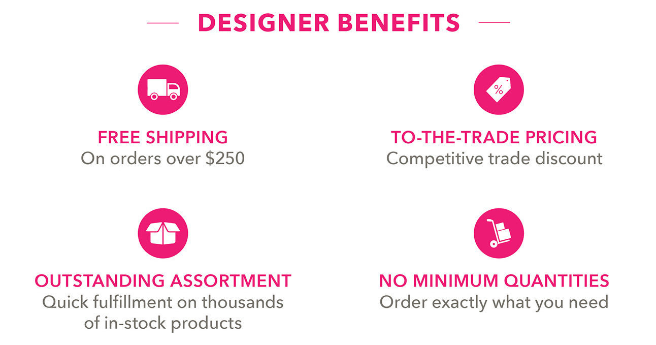 Designer Concierge Program