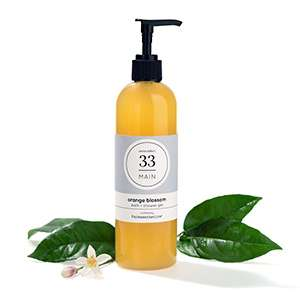 Orange Blossom Bath and Shower Gel