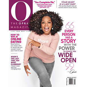 The Oprah Magazine: February 2019