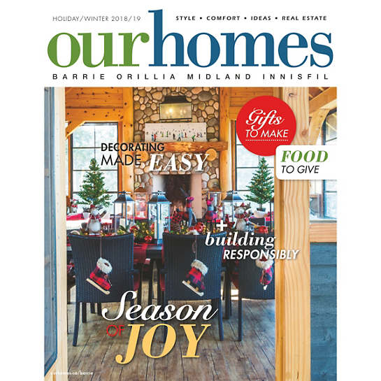 Our Homes Magazine: Winter 2019 | Press | All Press