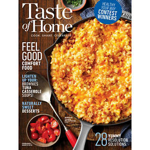 Taste Of Home: February/March 2019