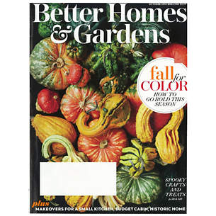 Better Homes & Garden: October 2018