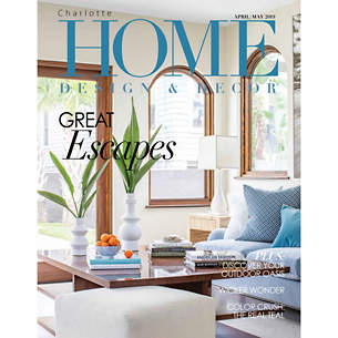 Charlotte Home Design & Decor: April 2019
