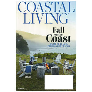 Coastal Living: October 2018