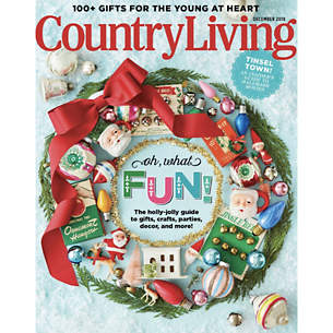 Country Living: December 2018