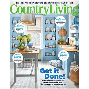 Country Living: January/February 2020