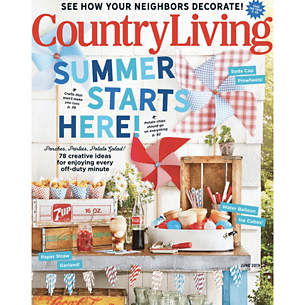 Country Living: June 2019