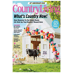 Country Living: September 2018