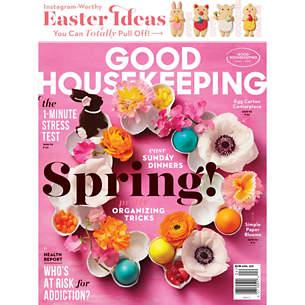 Good Housekeeping: April 2019