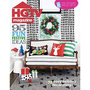 HGTV Magazine: December 2018