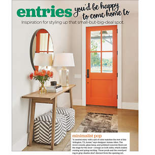 HGTV Magazine: January/February 2020