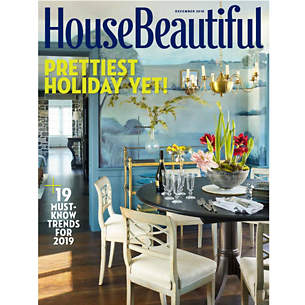 House Beautiful: December 2018