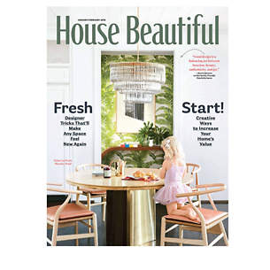 House Beautiful: January 2019