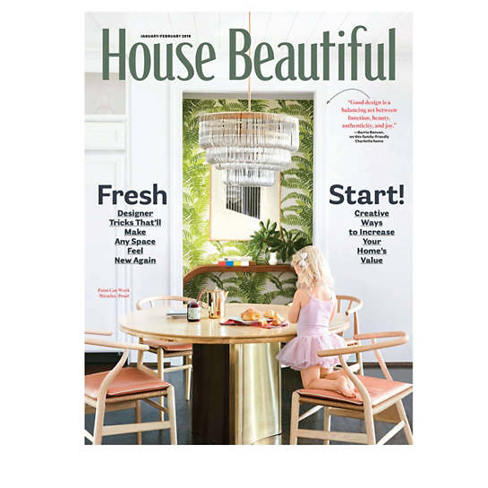 House Beautiful: January 2019 | Press | All Press