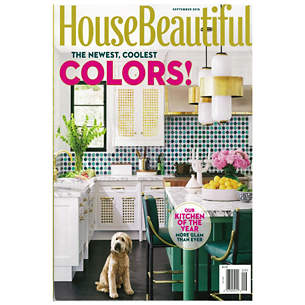 House Beautiful: September 2018