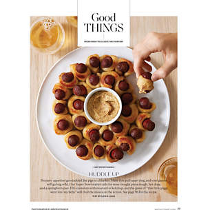 Martha Stewart Living Magazine: January/February 2020