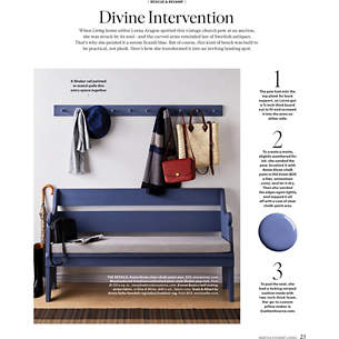 Martha Stewart Living Magazine: January/February 2020