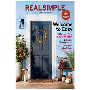Real Simple: October 2018