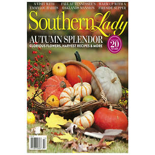 Southern Lady: October 2018