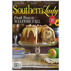 Southern Lady: September 2018