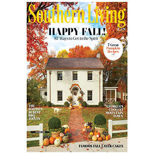 Southern Living: October 2018