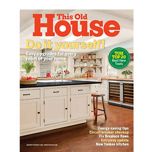 This Old House: January/February 2019