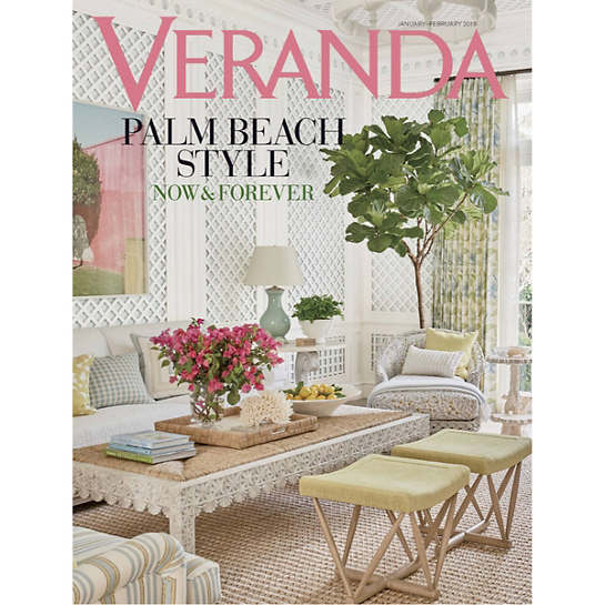 Veranda: January/February 2019 | Press | All Press
