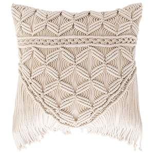 Jena Macrame Decorative Pillow