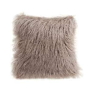 Bark Longwool Pillow