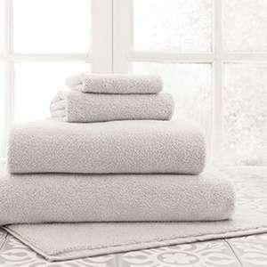 Signature Dove Grey Bath Towel