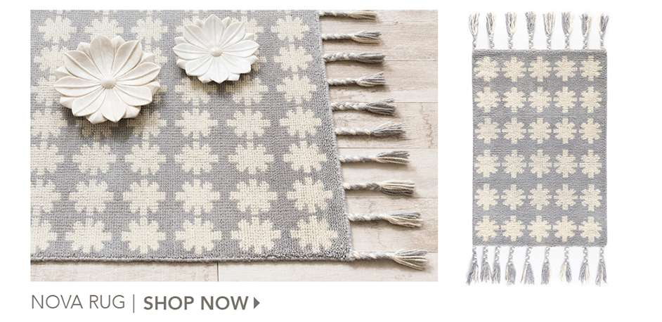 Nova Rug by The Inspired Room. Shop Now.