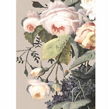 Baroque Bouquet 1 Blush Wall Art