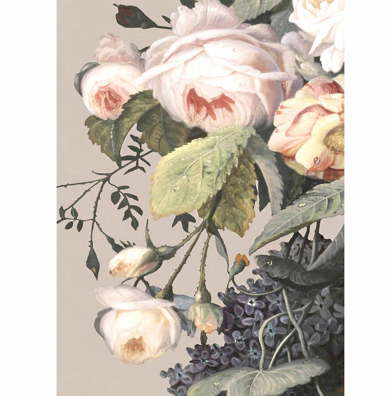 Baroque Bouquet 1 Blush Wall Art