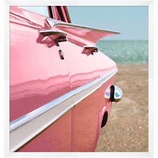 Pink Cadillac 1 Wall Art