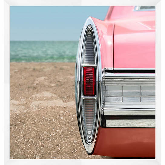 Pink Cadillac 2 Wall Art