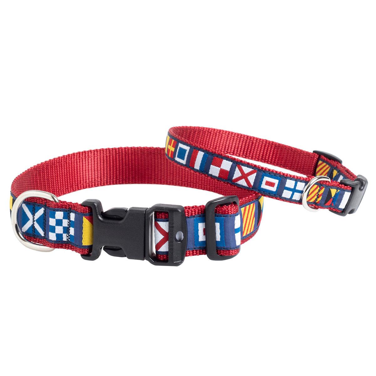 A-Z Code Flag Collar