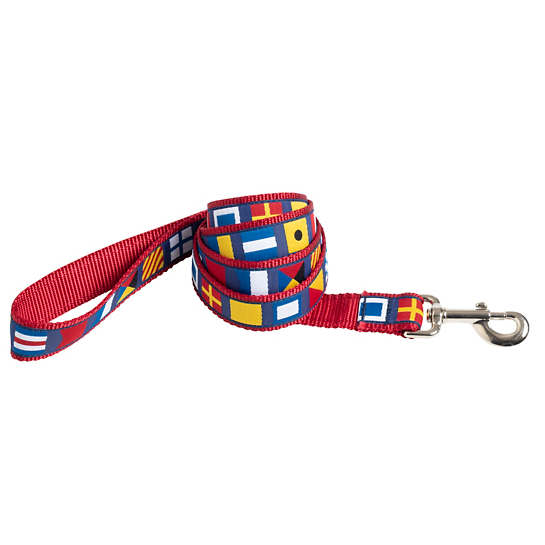 A-Z Code Flag Leash
