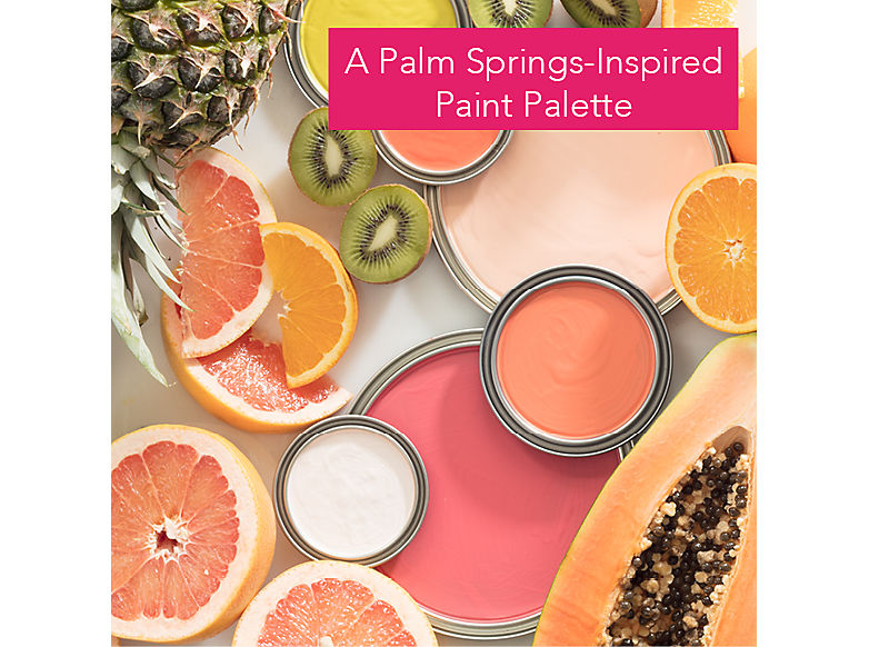 How We Hue: A Palm Springs-Inspired Paint Palette (Part II) | Annie Selke's Fresh American Style