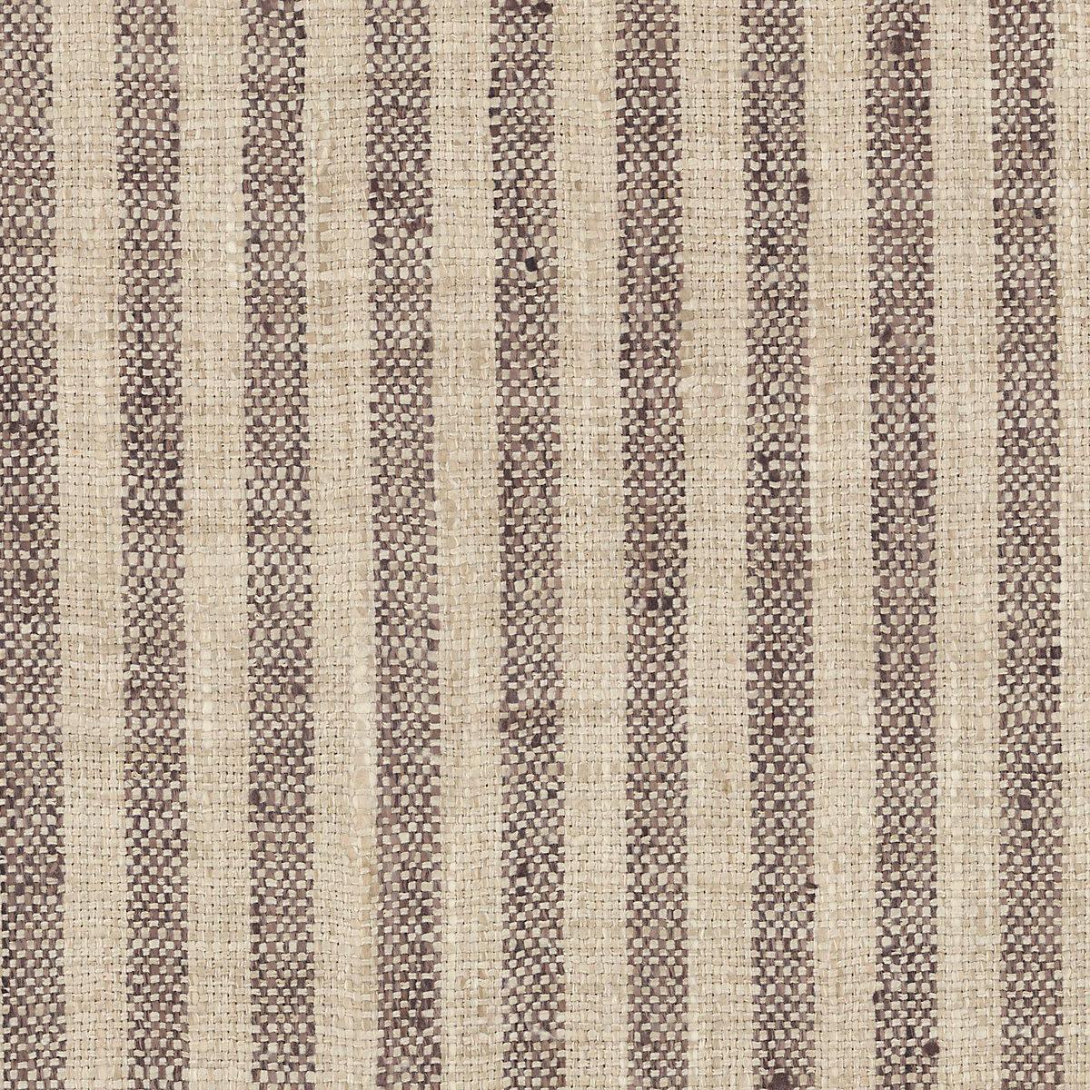 Adams Ticking Brown Indoor Outdoor Fabric Furniture