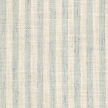 Adams Ticking Light Blue Indoor/Outdoor Fabric
